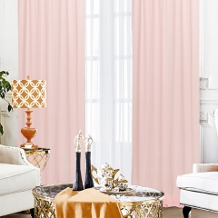 9.8ftx10ft Light Peach Chiffon Backdrop