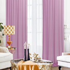 9.8ftx10ft Violet Chiffon Backdrop