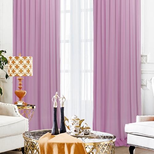 9.8ftx10ft Violet Chiffon Backdrop