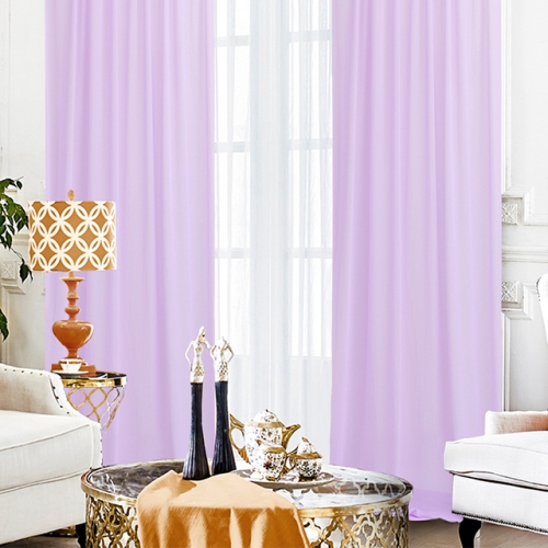 9.8ftx10ft Light Purple Chiffon Backdrop
