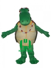 Old Turtle Character cosplay Custom Adult Walking Fur Human Animal Party Plush Movie Character Cartoon Mascot Costume for Adult Sh