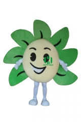 Sun Flower Plants Character cosplay Custom Adult Walking Fur Human Animal Party Plush Movie Character Cartoon Mascot Costume for Adult Sh