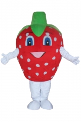 Strawberry Plants Character cosplay Custom Adult Walking Fur Human Animal Party Plush Movie Character Cartoon Mascot Costume for Adult Sh