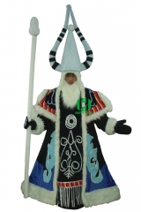 Hierarch Human People Character cosplay Custom Adult Walking Fur Human Animal Party Plush Movie Character Cartoon Mascot Costume for Adult