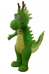 Dinosaur Character cosplay Custom Adult Walking Fur Human Animal Party Plush Movie Character Cartoon Mascot Costume for Adult