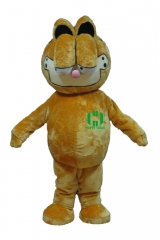 Cat Custom Adult Walking Fur Human Animal Party Plush Movie Character Cartoon Mascot Costume for Adult Sh