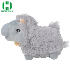 Custom Soft Long Hair Sheep Soft Stuffed Plush Toy