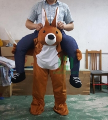 Carry Me Ride on Rabbit Costume