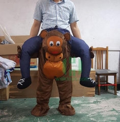Carry Me Ride on Kingkong Costume