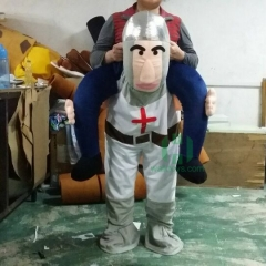 Carry Me Ride on Knight  Costume