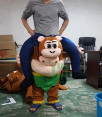 Carry Me Ride on Monkey Costume