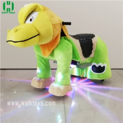 Platypus Plush Electric Animal Ride
