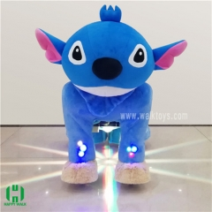 Stitch Animal Scooters with Lights