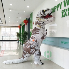 Tyrannosaurus Rex Inflatable Costume for Adult