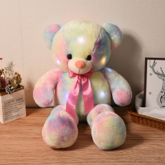 40cm LED Teddy Bear for Valentine's Day