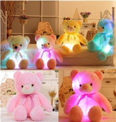 50cm LED Teddy Bear for Valentine's Day