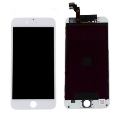 For iPhone 6 plus 5.5'' White LCD Touch Screen Digitizer Assembly Display with Tool Kit