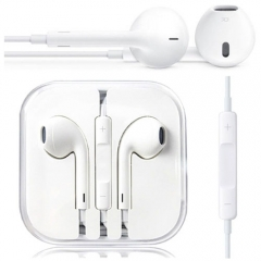 Headphone Earphone Earpods Remote Mic For iPhone 5 5S 6 Handsfree