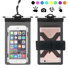 Waterproof Underwater Case Bag Dry Pouch 20m for Mobile Phone iPhone Samsung UK