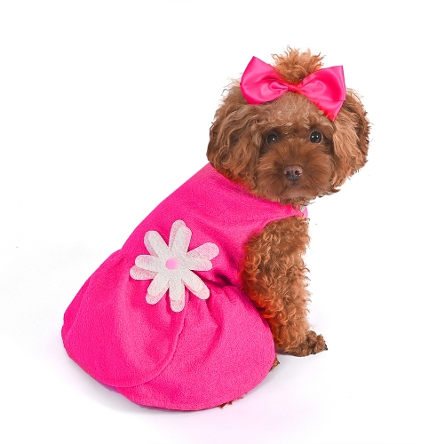Dog Dress with Bow tie gift