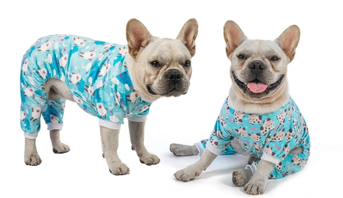 Sheep&Cows Dog Pajamas -2pcs