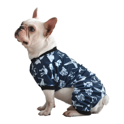 Robot Dog Pajamas
