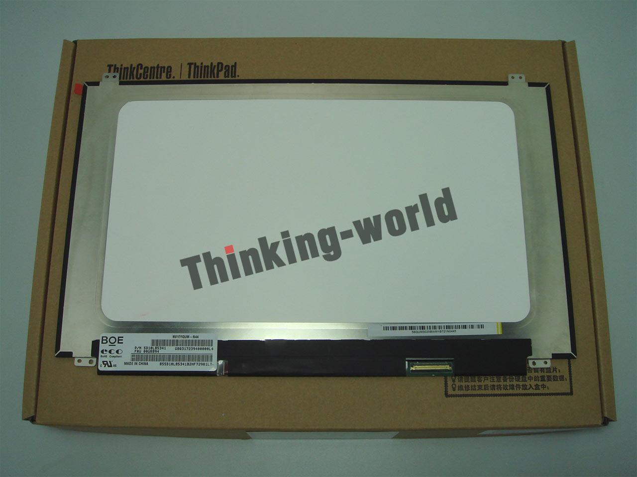 "Lenovo ThinkPad T570 P51S 15.6/"" 4K UHD IPS Lcd screen 00UR894 Non-touch"