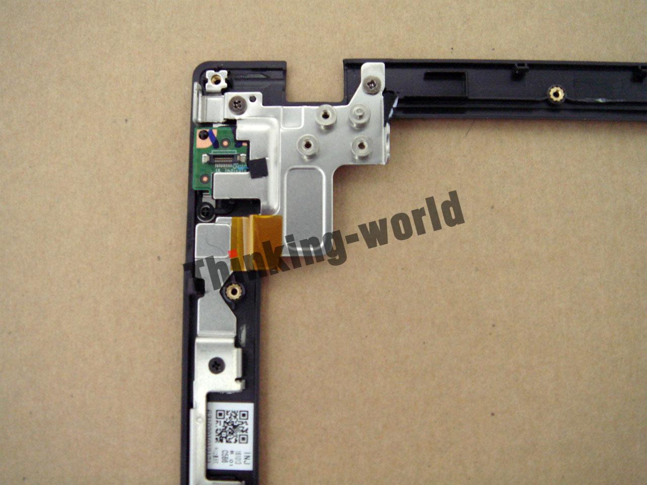New for Lenovo Thinkpad X260 Palmrest Keyboard Bezel Upper Case w//o FPR 01AW441