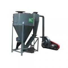 Crusher Mixer pelletizer group