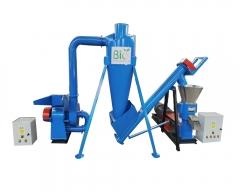 Small pellet production line for Australia client order