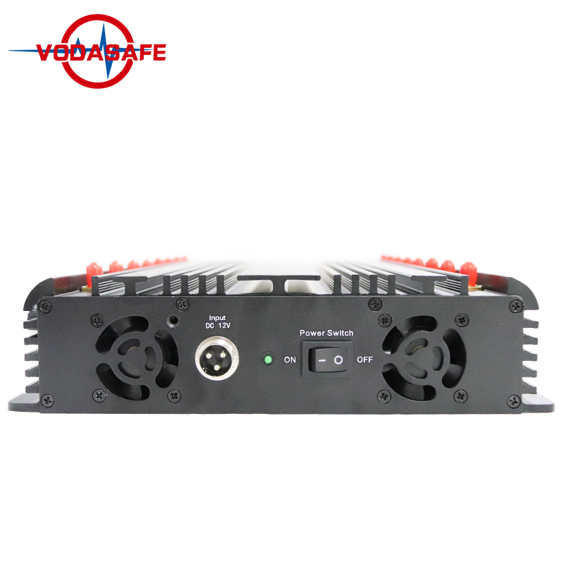 Powerful Adjustable High Power Mobile Phone Disruptor With