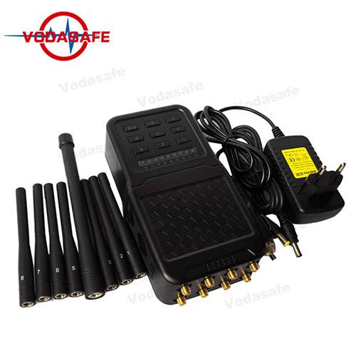 Jammerz radio , Portable WiFi Cellphone GPS Remote Control Jammer/Blocker