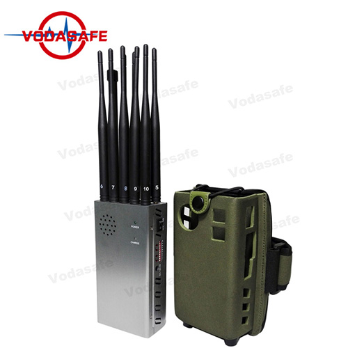 High power portable jammer block GSM/3G/4G Mobile Signal