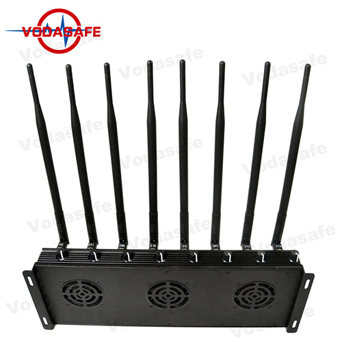 12 volt gps jammer radius - 20W High Power 8 Antennas Cell Phone Signal Blocker