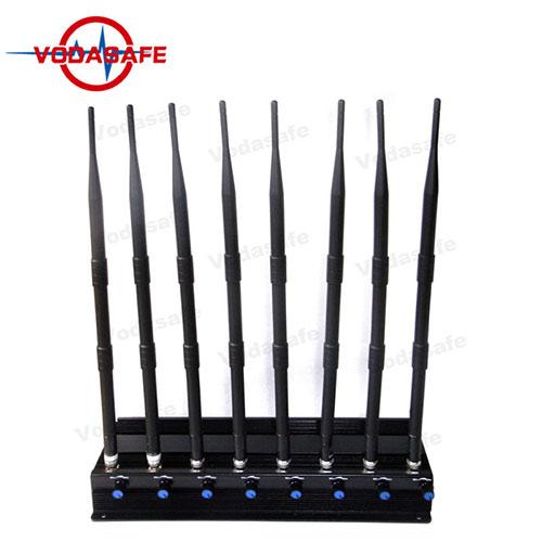 Block phone signal - 8 Antennas gps signal Block