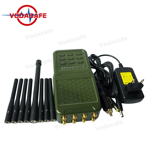 Cell phone jammer Levelock , High Power Handheld 8antenna Jammer Full Band Jammer Lojack/WiFi/4G/GPS/VHF/UHF Jammer,Gps Jammer