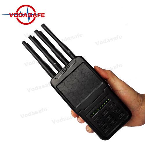 Block call on cell phone - High Power Handheld 8antenna Jammer Full Band Jammer Lojack/WiFi/4G/GPS/VHF/UHF Jammer,Gps Jammer