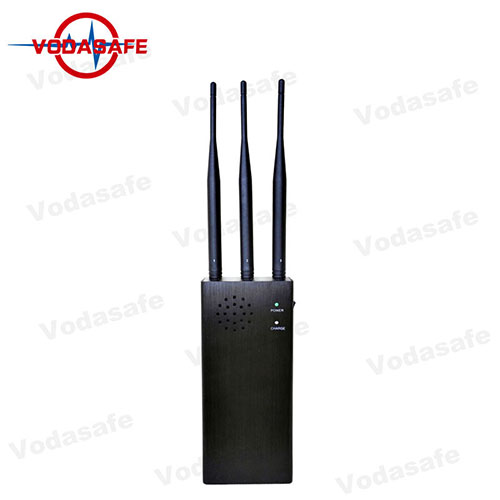3-Band Frequency Portable High-Power Remote Jammer