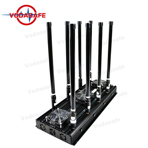Signal jammer Botswana , 150W High Power Cell Signal Scrambler With GPSLojackWifiNetworkPhone Signal Blocking