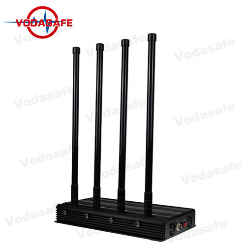 Wifi blocker Eastwood - 6 Antennas RICED Jammer Jamming for Remote Control Signal