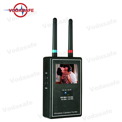 3g and 4g cell phone jammer , High Frequency Signal RF Lens Detector