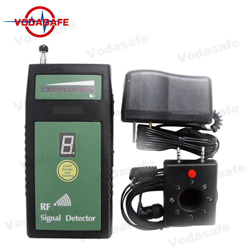 Automatic Threshold RF Signal Detector VS-8LP with Laser Direction Guide