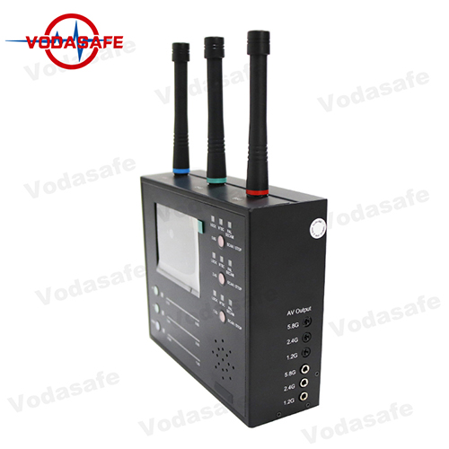 Cellphonejammersales com au olvie the ostirch , Wireless Signal Detector 1.2G 2.4G 5.8G Camera Detector