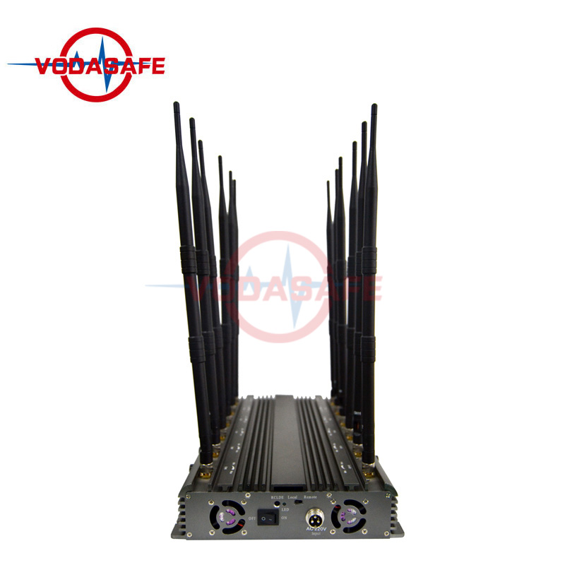cell phone disruptor jammer