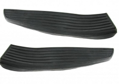 Front bumper step rubbers fit 1968-1972 Bay