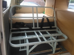 VW Bus T2 Bay/Split  Rock and Roll Bed Kombi T25