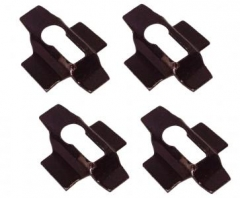 Rear seat floor mounts 4 pieces Spliscreen 52-67