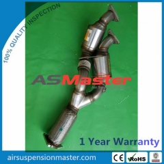 VW Touareg 3.2 V6 2003-2006 Catalytic Converter Rear,7L0254300DX,95511330000,955...