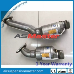 VW Phaeton 3.6 V6 2009-2010 Catalytic Converter right,3D0254251SX,3D0254251NX