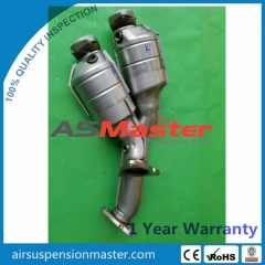 VW Phaeton 3.2 V6 2002-2009 Catalytic Converter left,3D0254251AX